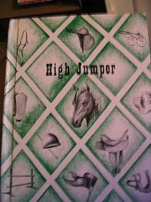 High Jumper by Anabel Dean