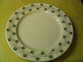 Syracuse Concord Plate