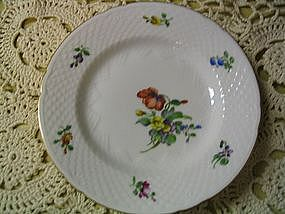 Bing & Grondahl Saxon Flower Bread & Butter Plate