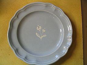 Pfaltzgraff Bouquet Salad Plate