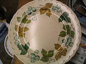 Metlox Vineyard Dinner Plate