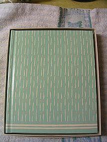 Vintage Hallmark Journal