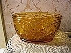 Amber Bicentennial Bowl