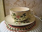 Crooksville Delmar Marie Cup and Saucer