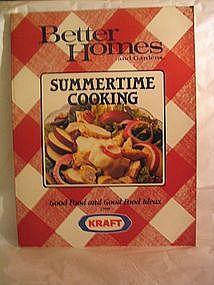 Better Homes & Garden Summertime Cooking