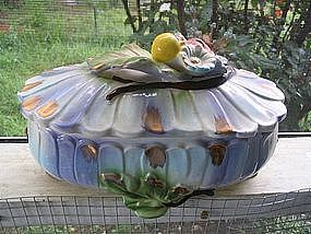 Lidded Fruit Dish