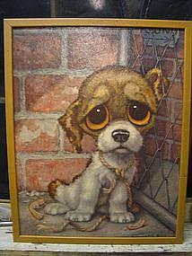 GIG Sad Puppy Print