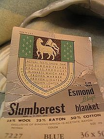 Esmond Baby Blanket
