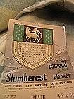 Esmond Baby Blanket