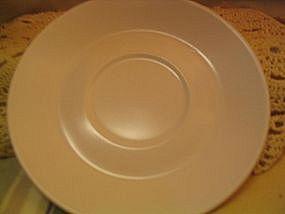Noritake Pearl White Saucer