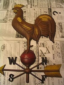 Vintage  Weather Vane