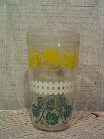 Ivy Tumbler Glass