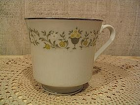 Fine China Of Japan Florentine Cup