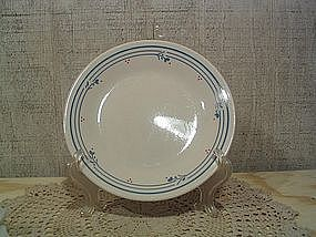 Corelle Country Violets Plate