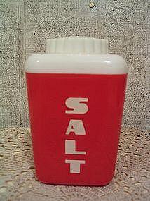 Lustro-Ware Salt Shaker