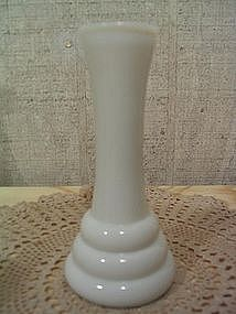 Milk Glass Bud Vase