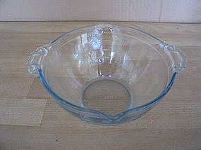 Fire King Sapphire Measuring Bowl  SOLD