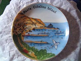 Catalina Island Plate