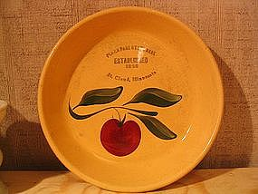 Watt Pottery Apple Pie Dish - SOLD