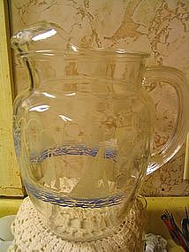 Vintage Sailboat Pitcher