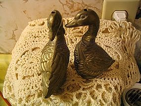 Interpur Brass Geese