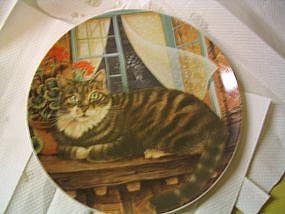 Artmark Cat Plate