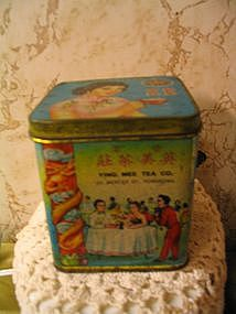 Ying Mee Tea Co. Tin