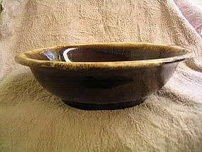 McCoy Brown Drip Bowl