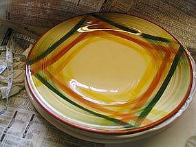 Metlox Homespun Platter