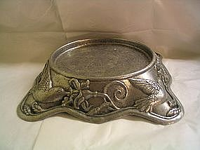 Carson Statesmetal Hummingbird Candle Holder
