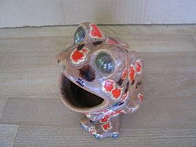 Frog Soap Holder