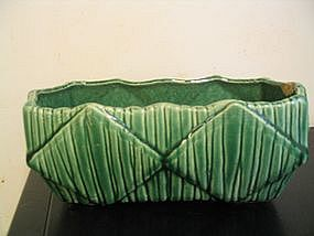 Green McCoy Planter