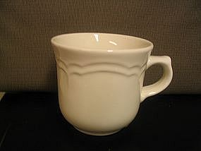 Pfaltzgraff Gazebo White Cup