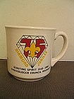 Boy Scouts Diamond Jubilee Mug