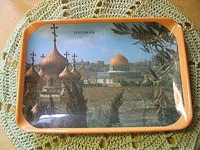 Melebel Jerusalem Tray