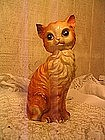 Ginger Cat Figurine