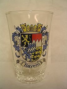 Bayern Shot Glass
