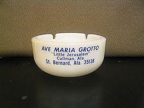 Ave Maria Grotto Ashtray