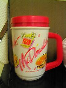 McDonald's Thermal Mug