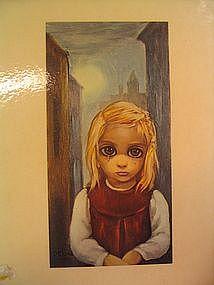 Keane Sad Eyed Print
