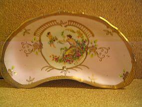 Porcelain Bone Dish