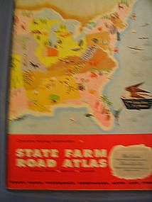 1963 State Farm Road Atlas