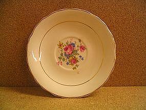 American Homes Summer Garden Plate