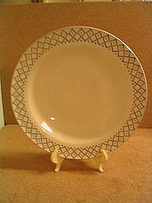 Knowles Diamond Hostess Bowl