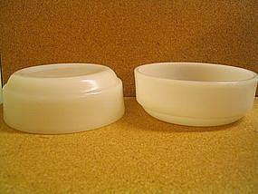 Glasbake  Bowl