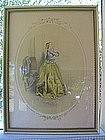 Pingot Victorian Ladies Print