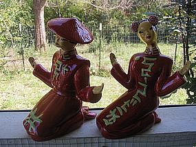 Yona Oriental Figures