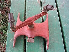 W. D. Allen Lawn Sprinkler