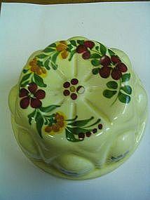 Pottery Gelatin Mold