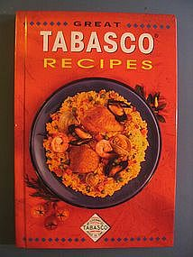Great Tabasco Recipes